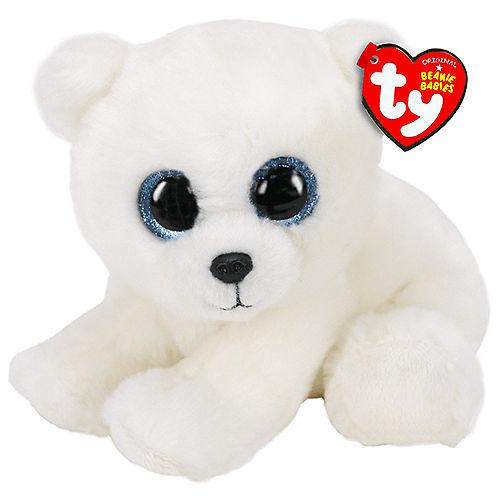 Ari Beanie Babies Polar Bear Plush Image #1