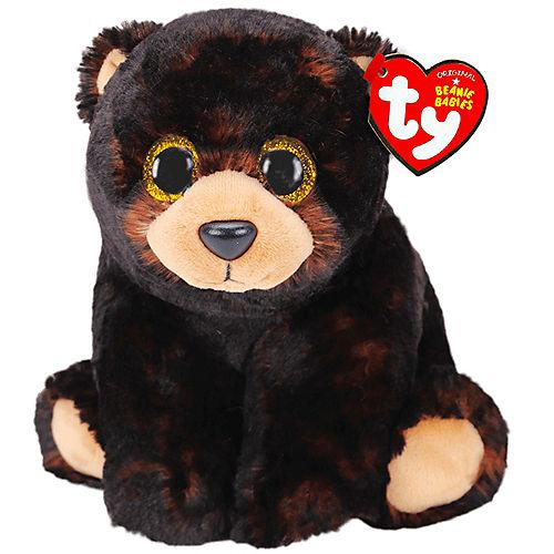 Kodi Beanie Babies Black Bear Plush Image #1