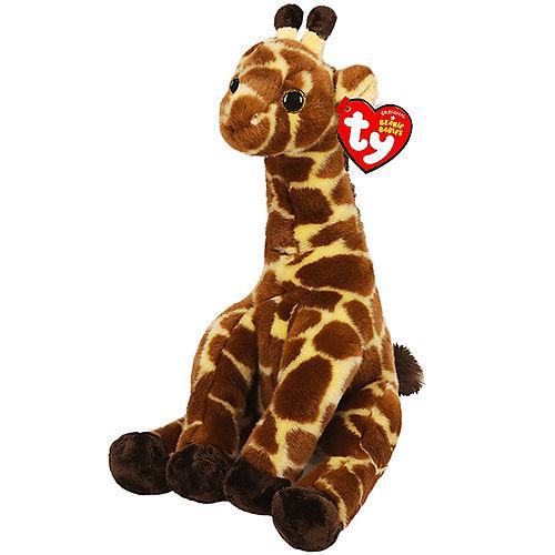 Gavin Beanie Babies Giraffe Plush Image #1