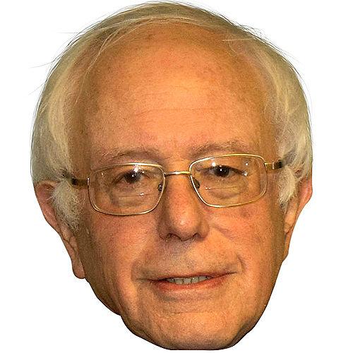 Bernie Sanders Big Head Image #1