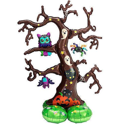 AirLoonz Halloween Tree Balloon, 62in Image #1