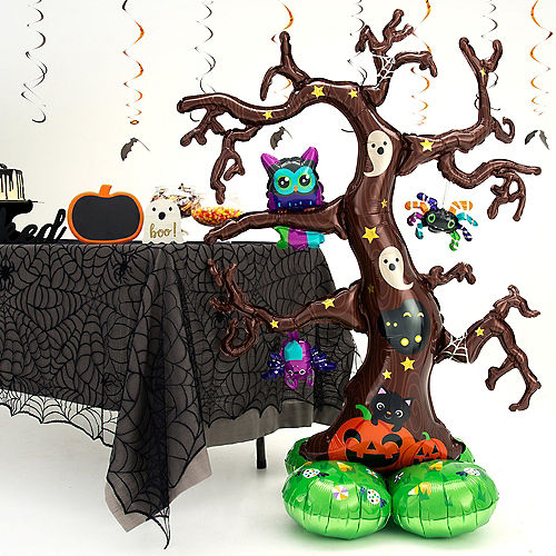 AirLoonz Halloween Tree Balloon, 62in Image #2
