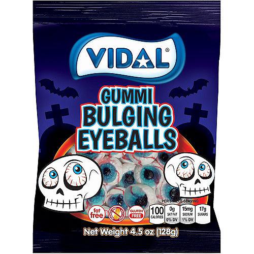 Gummi Bulging Eyeball Candies, 16pc Image #1