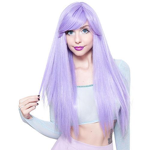 Bella Lavender Wig Image #1