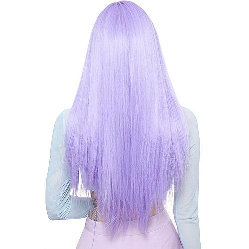Bella Lavender Wig Image #2