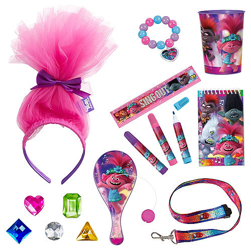 Trolls 2 Accessorize & Play Time in a Box Image #1