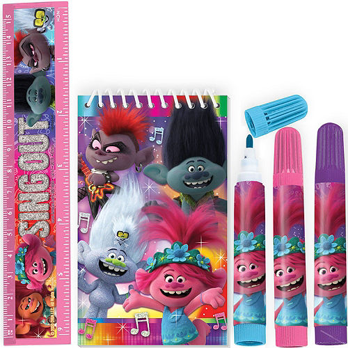 Trolls 2 Accessorize & Play Time in a Box Image #4