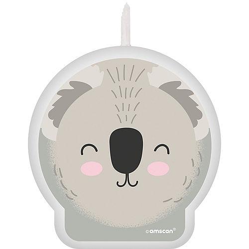 Koala Birthday Candle Image #1