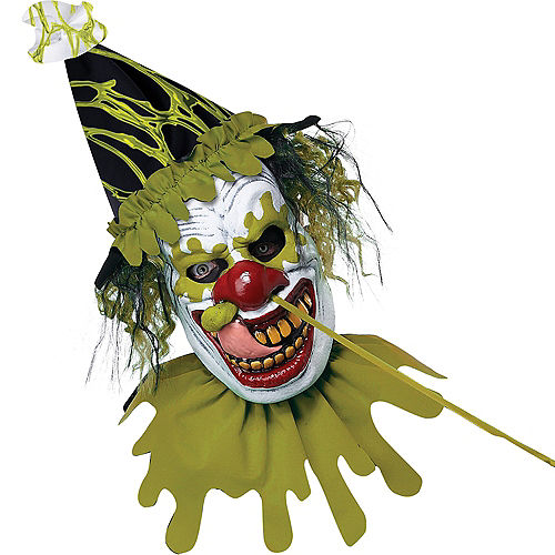 Boogers the Clown Face Mask Image #1