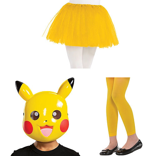 Child Instant Pikachu Transformation in a Box Image #1
