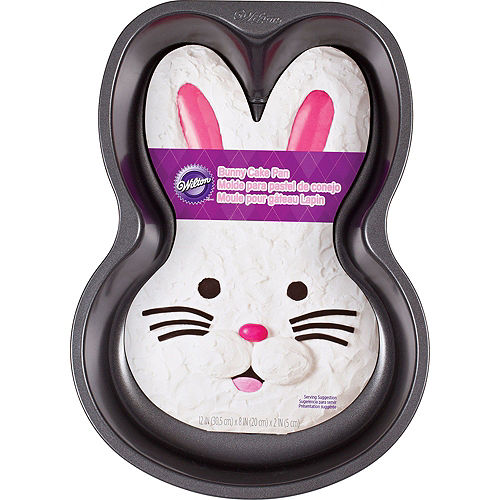 Hoppy Easter Bunny Cake Decorating in a Box Image #3