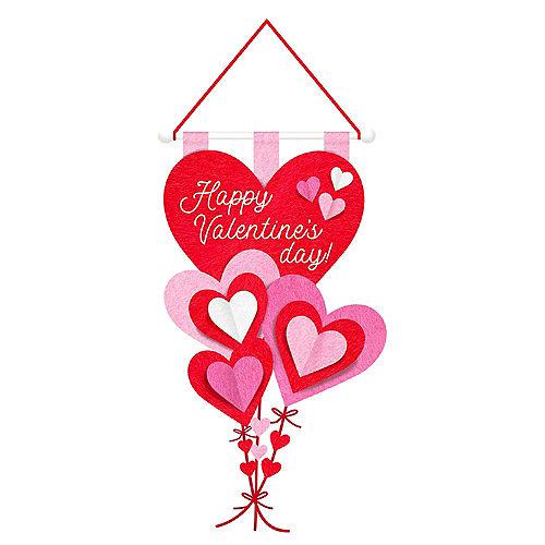 Valentine's Day Felt Sign Image #1