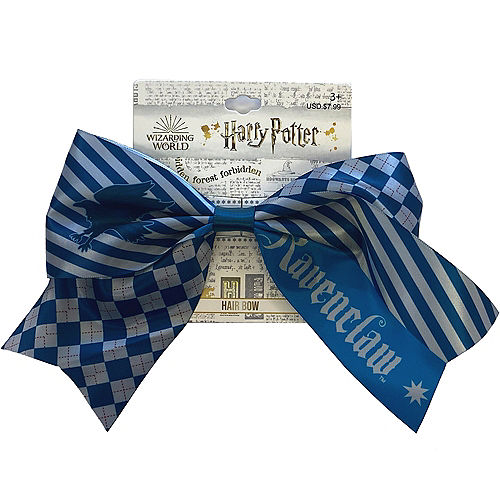 Ravenclaw Hair Bow - Harry Potter Image #1