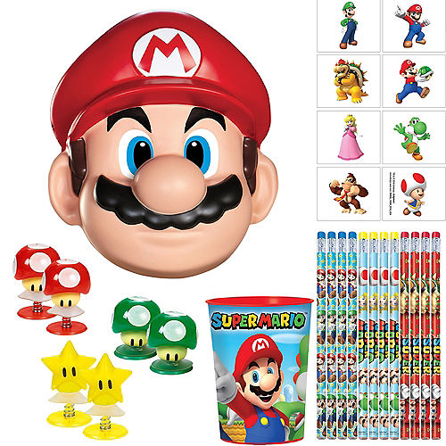 Mario's Top Crafts & Activities in a Box Image #1