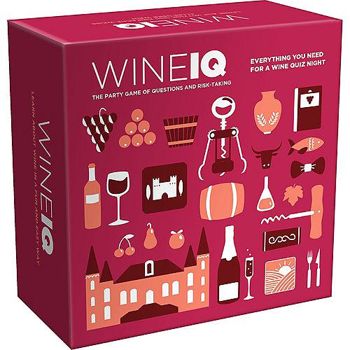 Wine IQ Trivia Card Game Image #1
