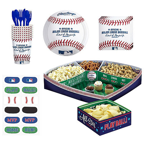 Opening Day At Home Watch Party in a Box Image #1