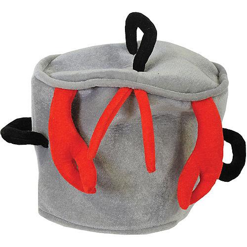 Plush Crawfish Boil Hat Image #1
