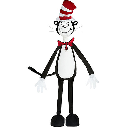 Cat in the Hat Standing Prop, 3ft Image #1