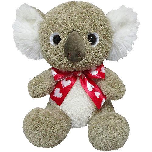 Koala Bear Plush with Ribbon Bow Image #1