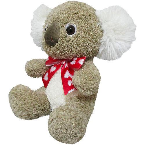 Koala Bear Plush with Ribbon Bow Image #3