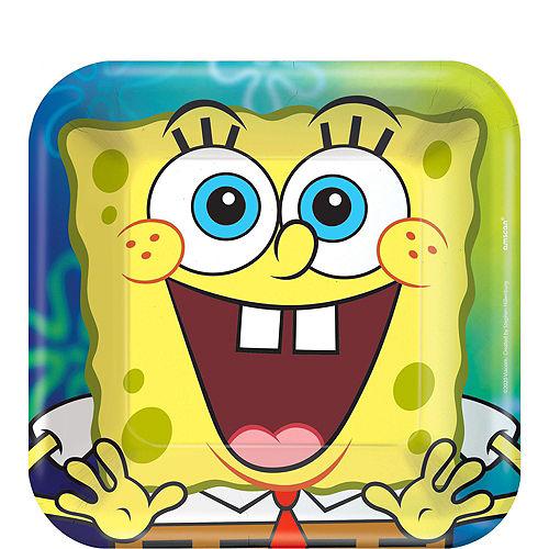 SpongeBob SquarePants Tableware Kit for 24 Guests Image #2