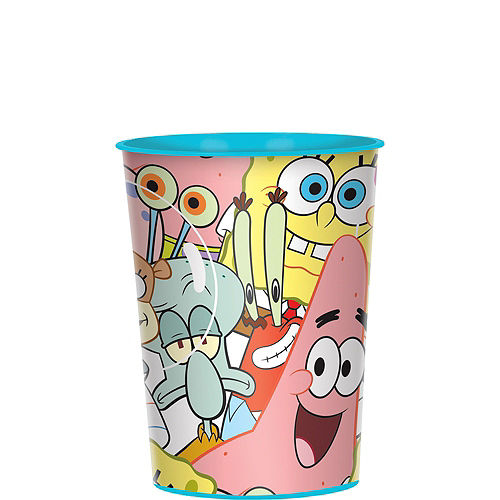 SpongeBob SquarePants Tableware Kit for 24 Guests Image #9