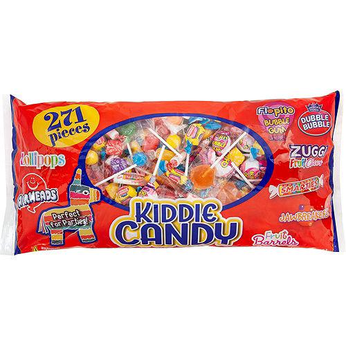 Giant Trolls World Tour Poppy Pinata Kit with Candy Image #5