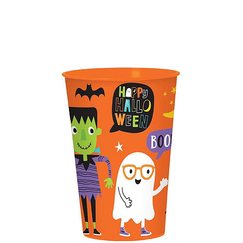 Happy Halloween Friends Tableware Kit for 8 Guests Image #5