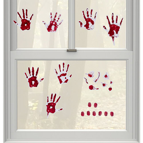 Bloody Hands Tableware Kit for 56 Guests Image #13