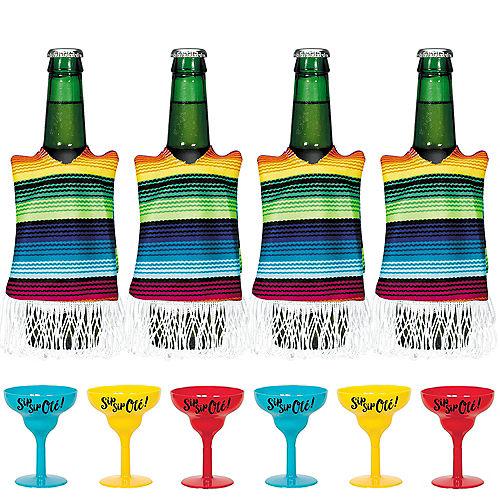 Fiesta Cerveza & Shots Drink Kit Image #1