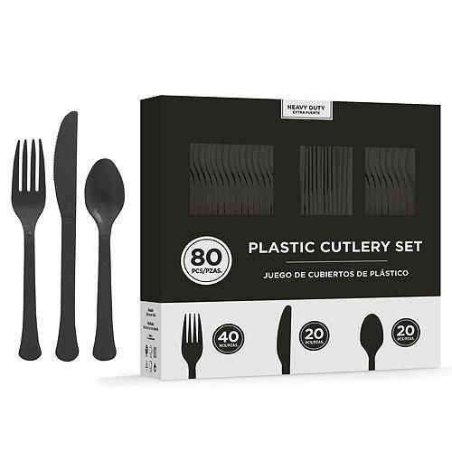 Sparkling Celebration Birthday Tableware Kit for 8 Guests Image #7