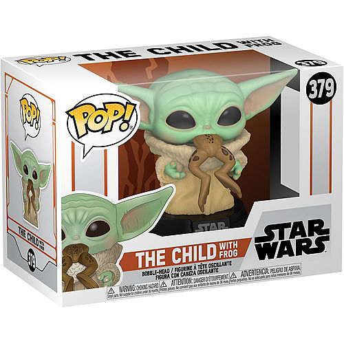 Funko POP! The Child with Frog - Mandalorian Image #1
