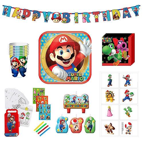 Super Mario Birthday in Box Image #1