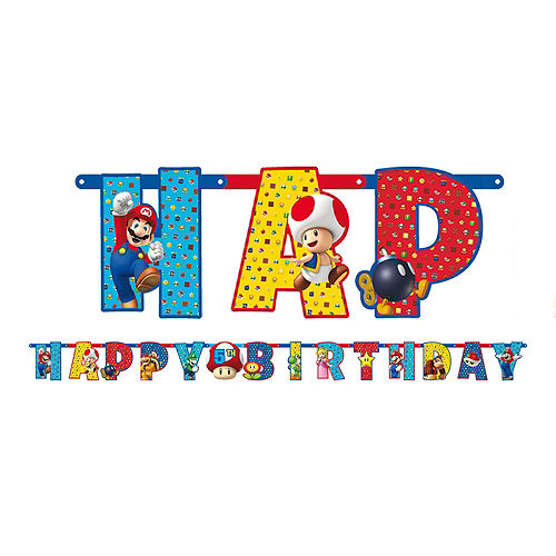 Super Mario Birthday in Box Image #6