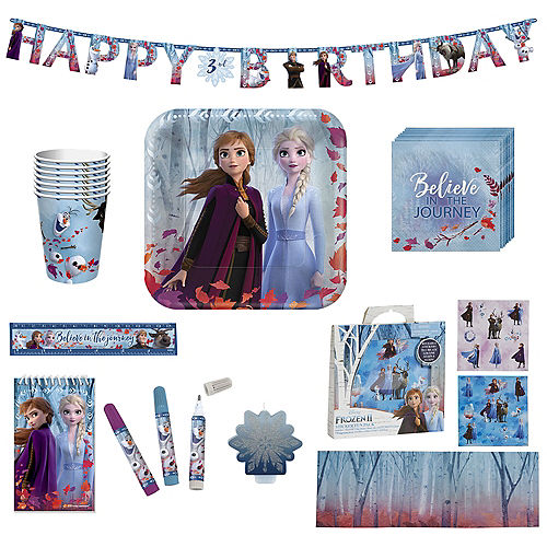 Frozen Birthday in Box Image #1