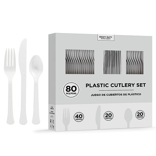 Sparkling Celebration 70th Birthday Tableware Kit for 8 Guests Image #7