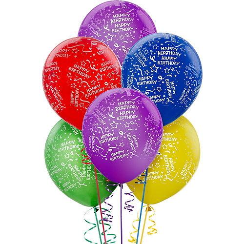 Rainbow Happy Birthday Kit Image #3