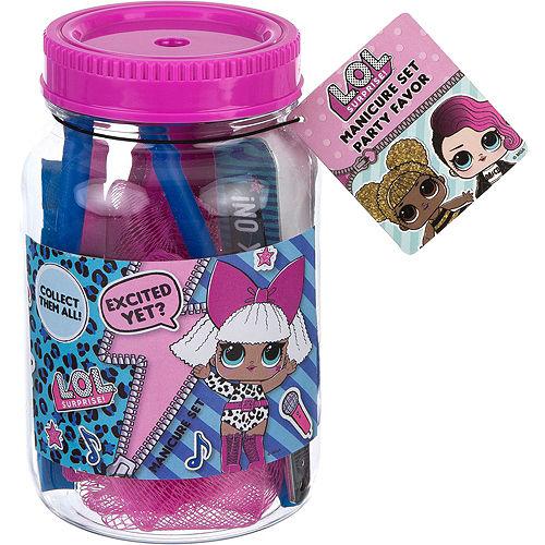 L.O.L. Surprise Favors & Toys Gift Basket Kit Image #6