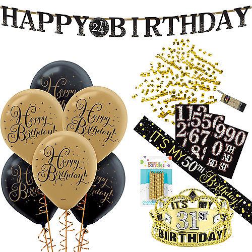 Sparkling Celebration Birthday Party Kit Image #1