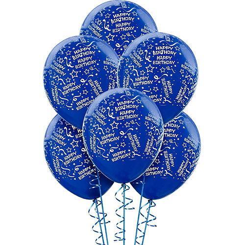 True Blue Birthday Party Kit Image #2