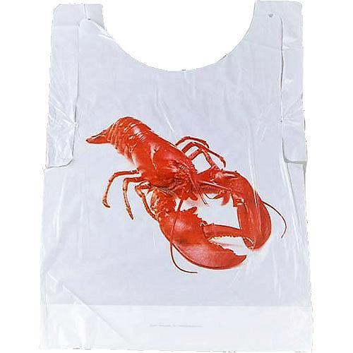 Crawfish Boil Bibs 25ct Image #1