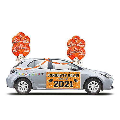 2021 Orange Drive-By Graduation in a Box Image #1