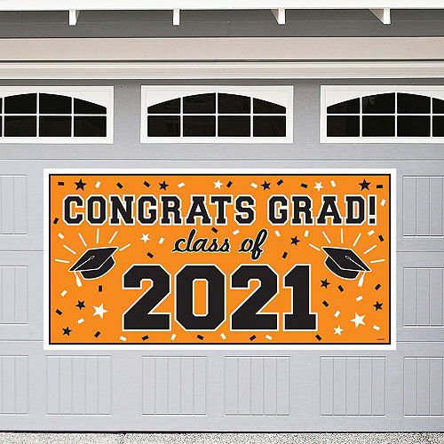 Nav Item for 2021 Orange Drive-By Graduation in a Box Image #2