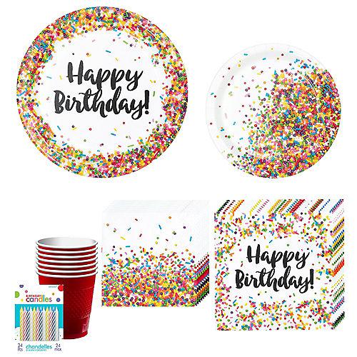 Rainbow Sprinkles Birthday in a Box Image #1
