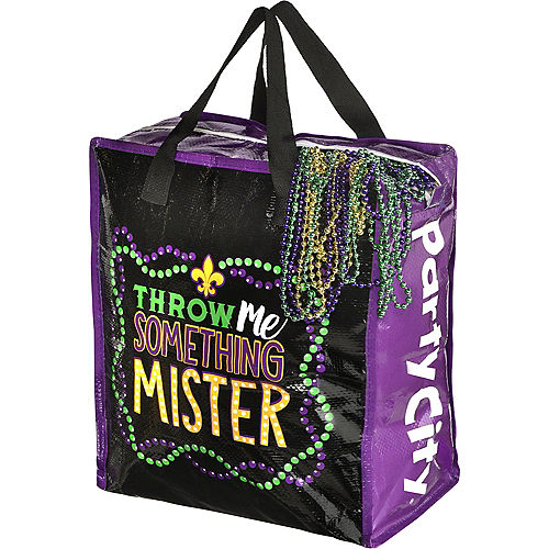 Mardi Gras Beads in Tote 720ct Image #2