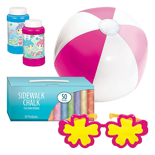 Mermaid Games Summer Activity Kit Image #1