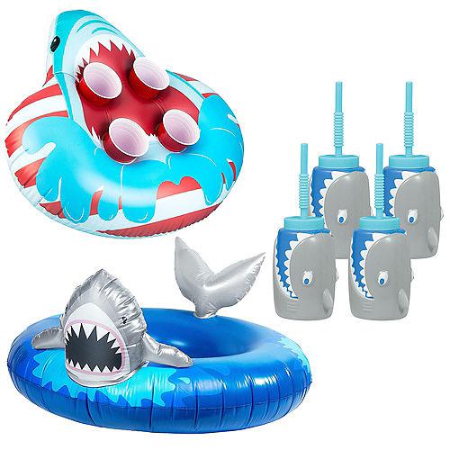 Cool Shark Pool Relaxation Kit Image #1