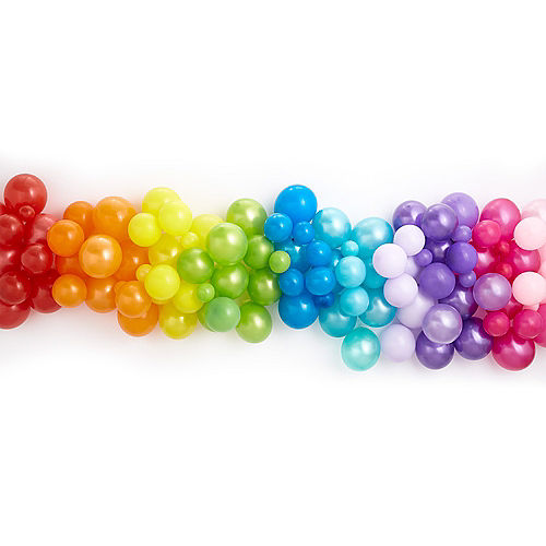 Berry Pearl Balloon, 12in, 1ct Image #3