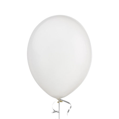 Clear Balloon, 12in, 1ct Image #1