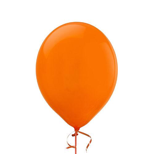 Orange Balloon, 12in, 1ct Image #1